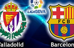 FC Barcelona – Valladolid CF