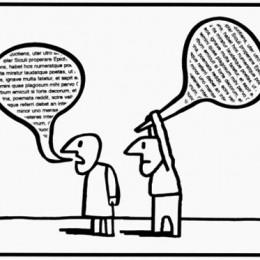 Diálogos improbables