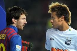 La sinergia Messi-Neymar