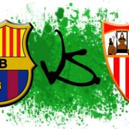 FC Barcelona – Sevilla CF