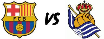FC Barcelona – Real Sociedad CF