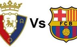 CA Osasuna – FC Barcelona