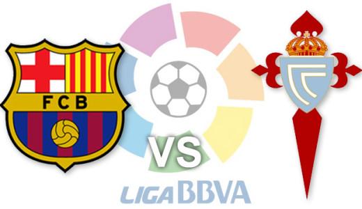 FC Barcelona – RC Celta de Vigo