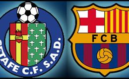 Getafe CF – FC Barcelona
