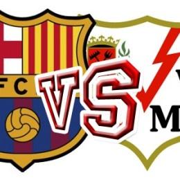 FC Barcelona – Rayo Vallecano