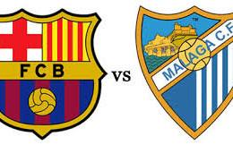 FC Barcelona – Málaga CF
