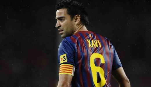 Con Xavi se acaba el fútbol