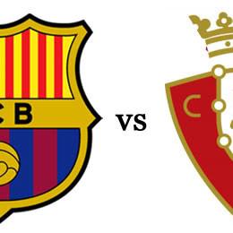 FC Barcelona – CA Osasuna