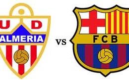FC Barcelona – UD Almería