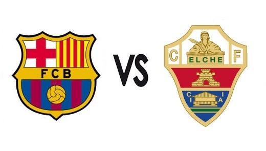 Elche CF – FC Barcelona