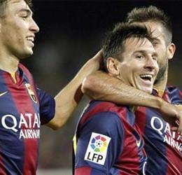 Con M de Messi