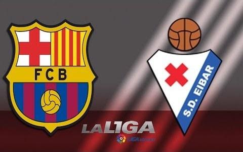 FC Barcelona – SD Eibar