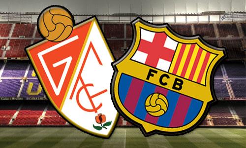 Granada CF – FC Barcelona