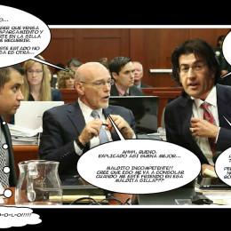 El as de los juzgados