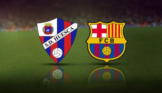 FC Barcelona – SD Huesca