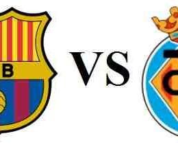 FC Barcelona – Villarreal CF