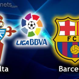 Celta de Vigo – FC Barcelona