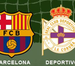 FC Barcelona – RC Deportivo A Coruña
