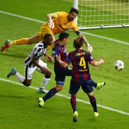 Juventus 1-3 Barça: Another matrioska history