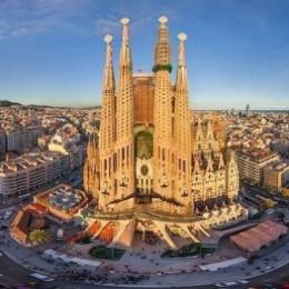 Cantera y Sagrada Família