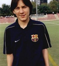 L'arribada de Messi