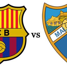 Málaga CF – FC Barcelona