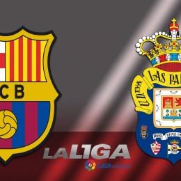 UD Las Palmas – FC Barcelona