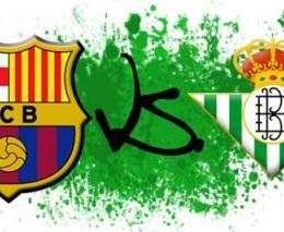 FC Barcelona – Real Betis