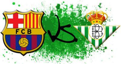 Real Betis – FC Barcelona