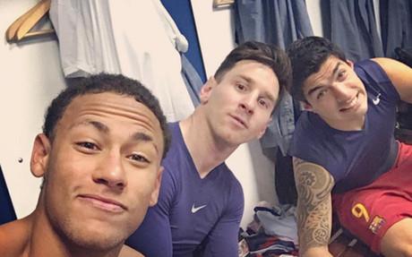 Ser del Barça és el millor que hi ha