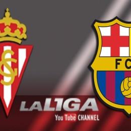 Sporting de Gijón – FC Barcelona