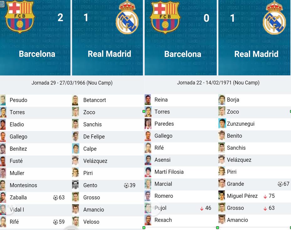 Barça-Madrid