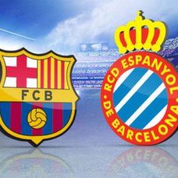 FC Barcelona – RCD Espanyol