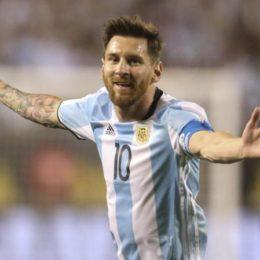 Messi y el mundial