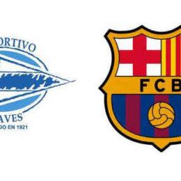 Deportivo Alavés – FC Barcelona