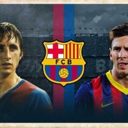 Los mejores de la historia del Barça