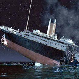 Como para bajarse del barco