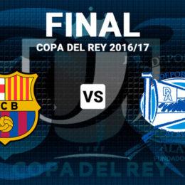 FC Barcelona – Deportivo Alavés