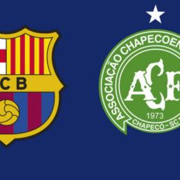 FC Barcelona – Chapecoense