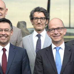 El actual Barça