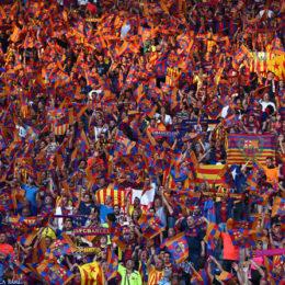 El Barça y la situación política