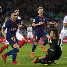 Crónica: Barça-Sevilla