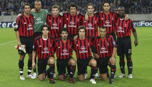 El Milan 2003-2007