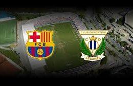 CD Leganés – FC Barcelona