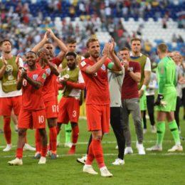 Inglaterra y el Mundial