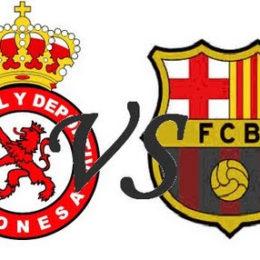 Cultural Leonesa – FC Barcelona
