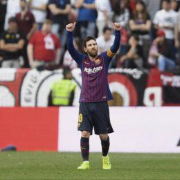 Simplemente, diga Messi
