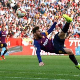 Sobre Leo, el partido del pizjuán y el resto del equipo.