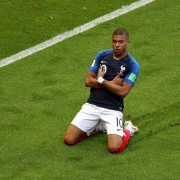 La selección francesa y otras