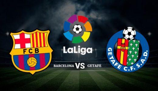 FC Barcelona – Getafe CF